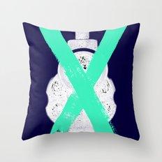 XGUNSX Throw Pillow