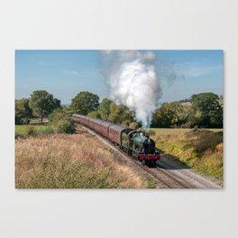 7903 Foremarke Hall Canvas Print