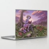 fancy Laptop & iPad Skins featuring Fancy by Benjamin Clair