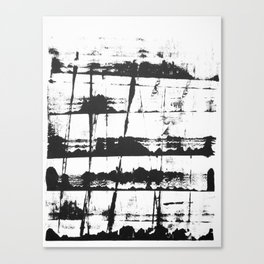 Trails Canvas Print