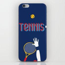 Tennis iPhone Skin
