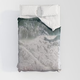 Beaches and Cream Comforters