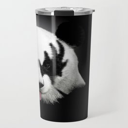 Panda rocks Travel Mug