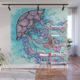 Jelly Welly Wall Mural