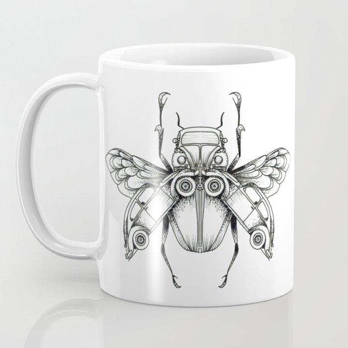 Beetle-Beetle Coffee Mug