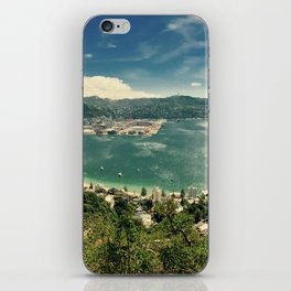 The Wind and the Waves iPhone Skin