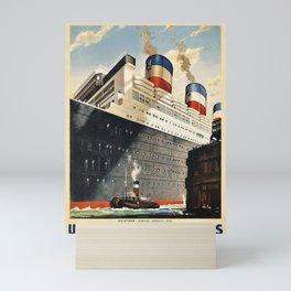 Nautical Art 27 Mini Art Print