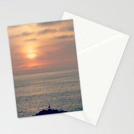 Sunset Softness Stationery Cards