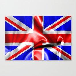Great Britain Flag Canvas Print