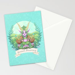 Ysera of the Dream Stationery Cards