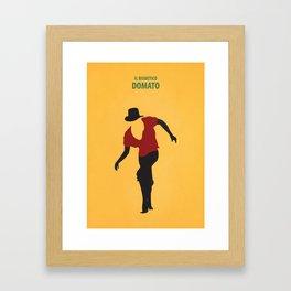 Il Bisbetico Domato  Framed Art Print