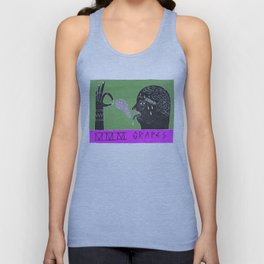 MMM Grapes Unisex Tank Top