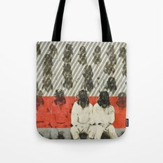 Will you still be here when this is necessary? Tote Bag