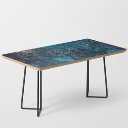 Star Map :: City Lights Coffee Table