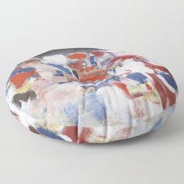 Mark Rothko - No 18 - 1946 Artwork for Wall Art, Prints, Posters, Tshirts, Men, Women, Youth Floor Pillow