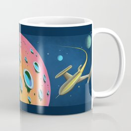 Fantastic Adventures in Outer Space Coffee Mug