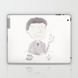 Cohen Laptop & iPad Skin