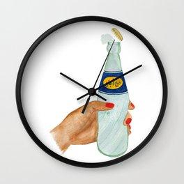 Drink doogh Wall Clock