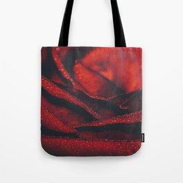 red rose I Tote Bag