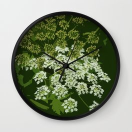 Angelica Abstact Wall Clock