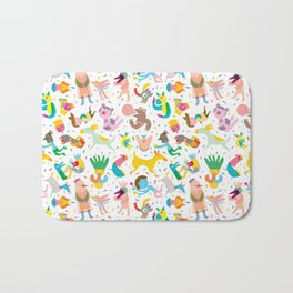 Party! Bath Mat
