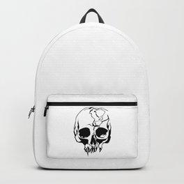vampire skull Backpack