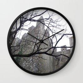 SAN MARINO'S CASTLE, ITALY Wall Clock