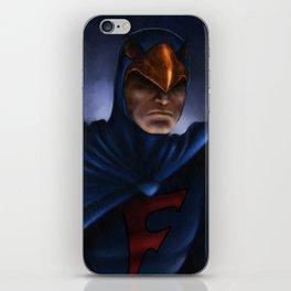 Saturday Morning Hero iPhone Skin