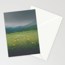 Wild Flowers Grow in Wild Places Stationery Cards