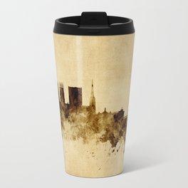 York England Skyline Travel Mug