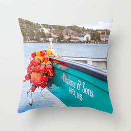 Darlene & Sons Throw Pillow