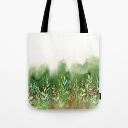 Strawberry Fields for an Indefinite Amount of Time Tote Bag