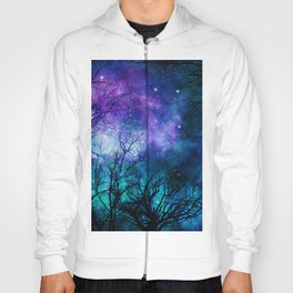 fantasy dreaming forest Hoody
