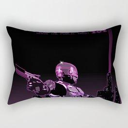 Robocop Rectangular Pillow