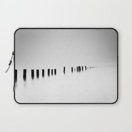 Sea Pillars III Laptop Sleeve