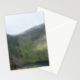 Wales Landscape 20 Cader Idris Mountain Lake Stationery Cards