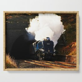 60007 Sir Nigel Gresley Serving Tray