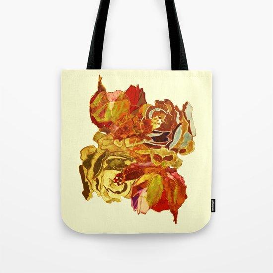 roses meli melo Tote Bag
