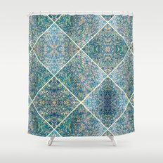 Floating. Shower Curtain