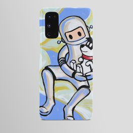 All dogs go to heaven. Android Case