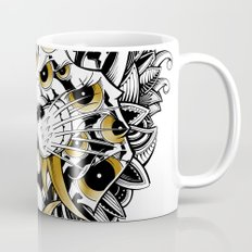 Gold Eyed Tiger Coffee Mug