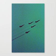 Jetspeed Canvas Print