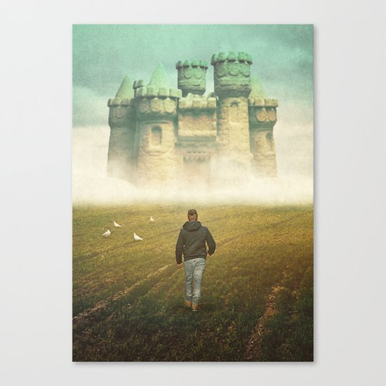 In Another Castle Canvas Print