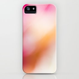 Pink Colours iPhone Case