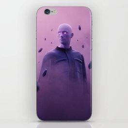 Skip Tracer iPhone Skin