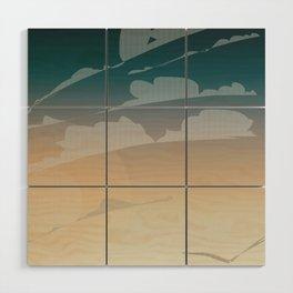 Endless Sky Wood Wall Art