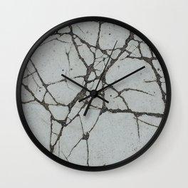 Pressures Wall Clock