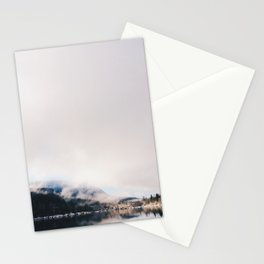 Mountain Lake (iPhone) Stationery Cards