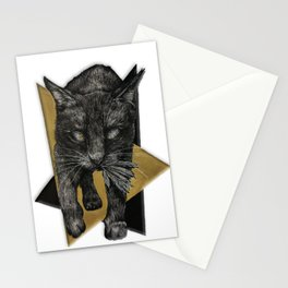 Night Walker Stationery Cards