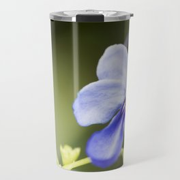 Blue Glory Bower from Bud to Bloom Travel Mug